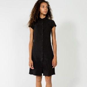 Bridge & Burn Tayler Linen Shirt Dress Size Medium